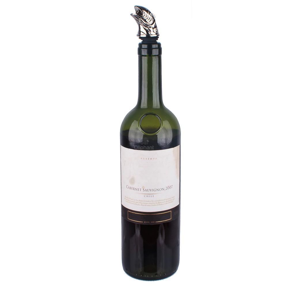 Vinology Fish Bottle Stopper Pourer