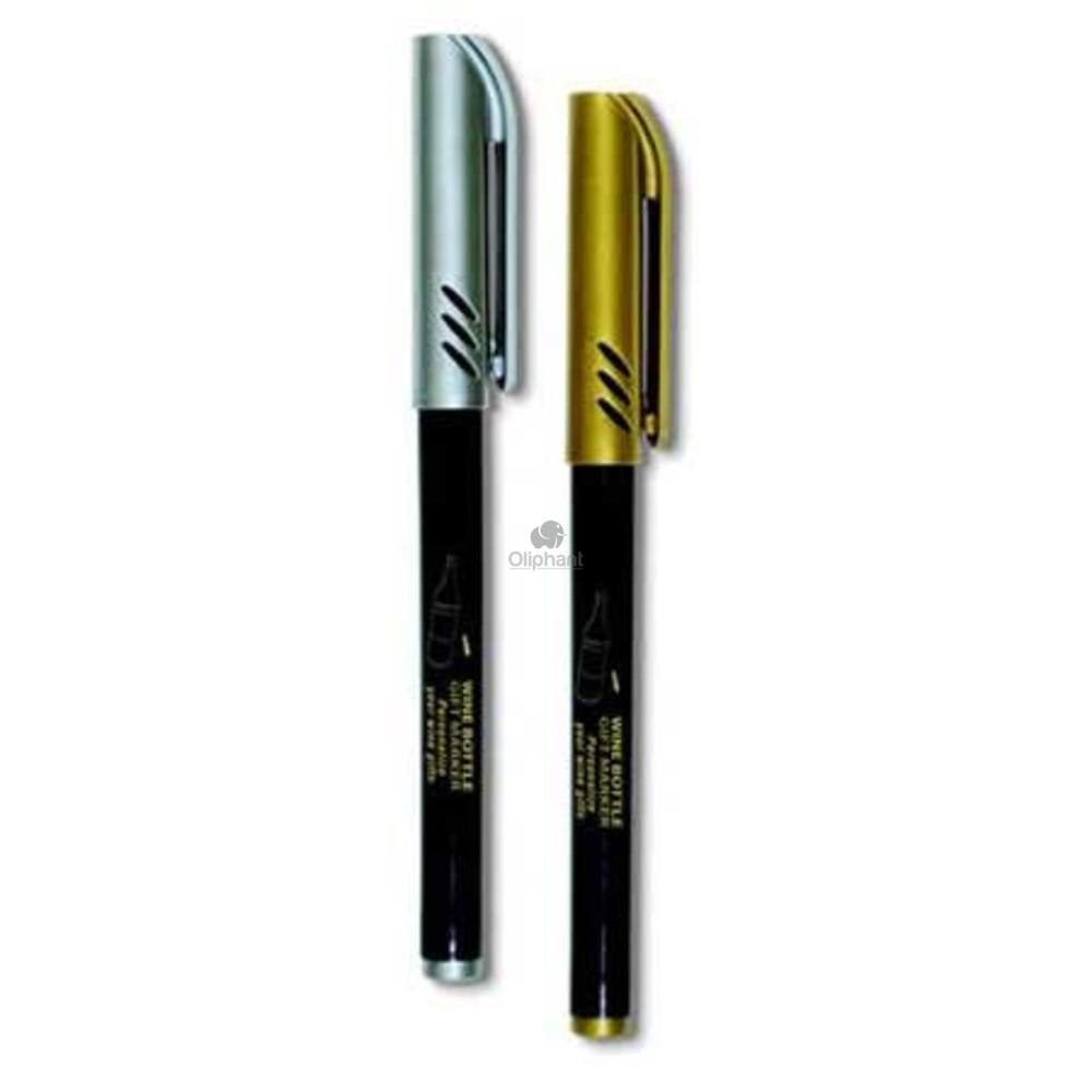 Vinology Metallic Glass Pens 2 Pk
