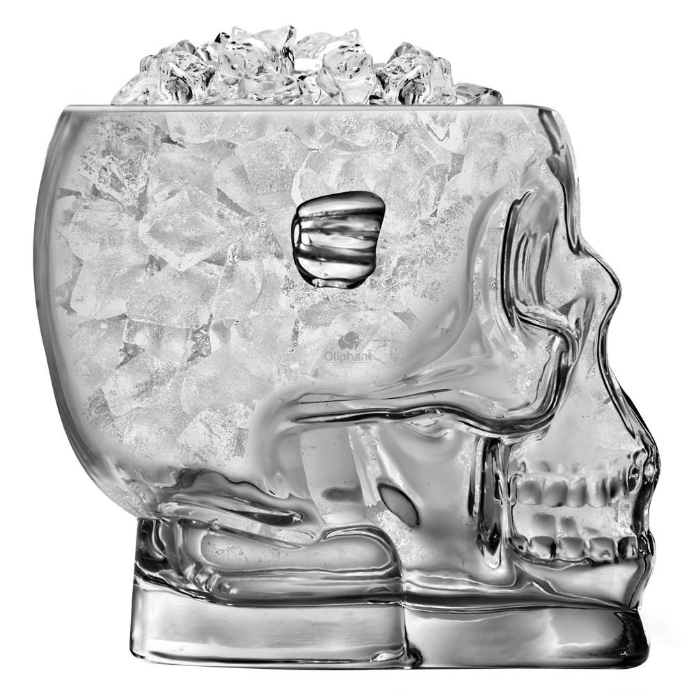 Final Touch Brainfreeze Skull Ice Bucket