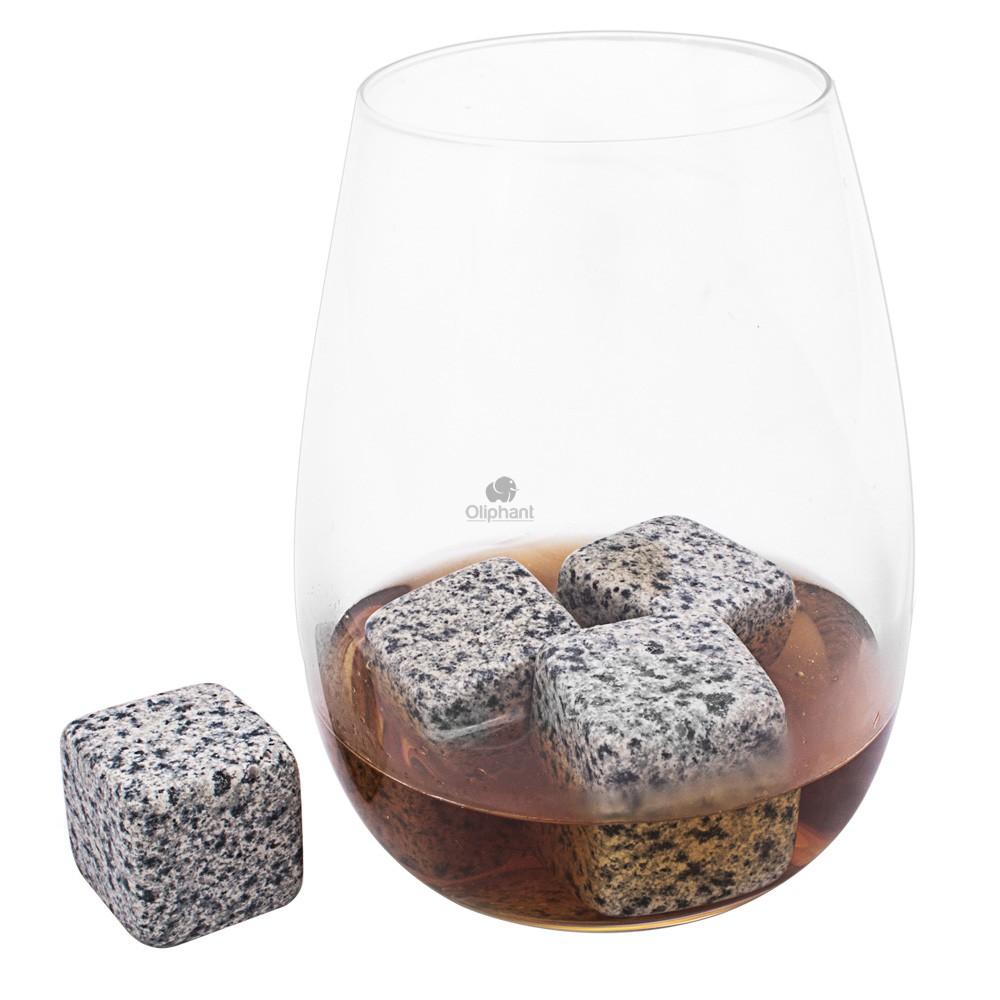 Scotch on the Rocks Whisky Stones