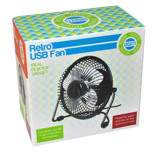 Executive Desktop USB Fan