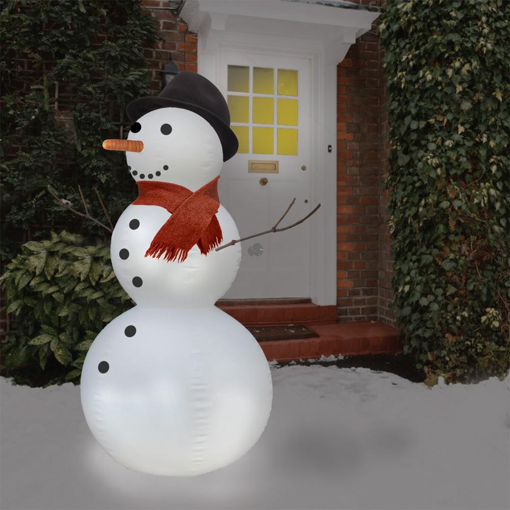 Stuart The Snowman