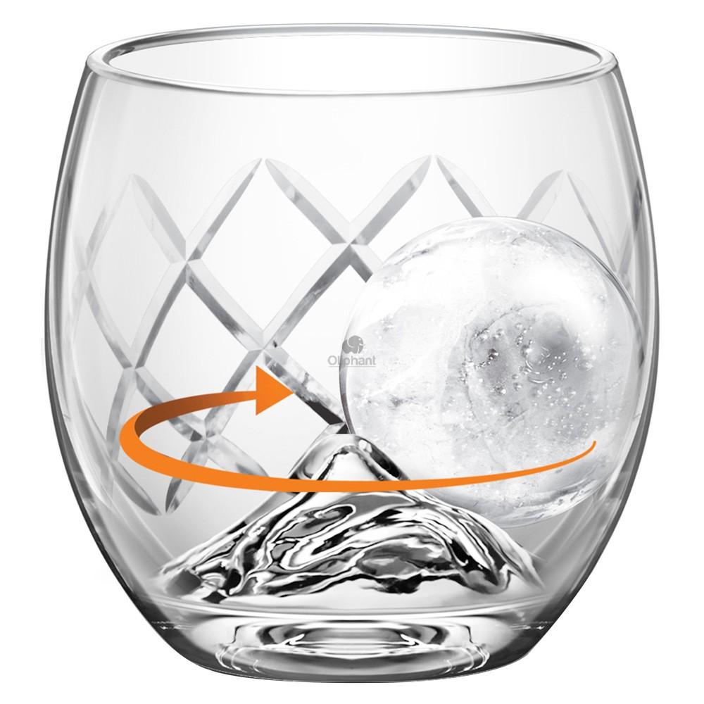 Final Touch Yarai on the Rocks Glass Set