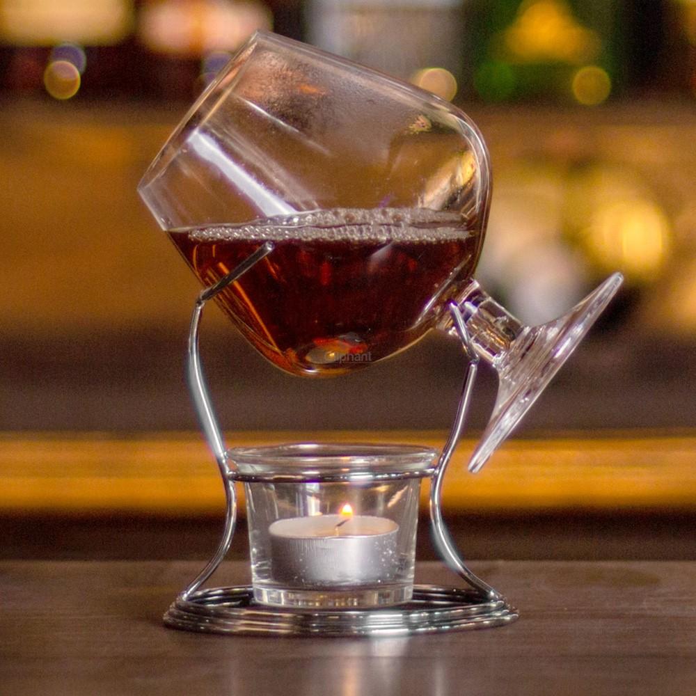 Vinology Brandy Warmer Set