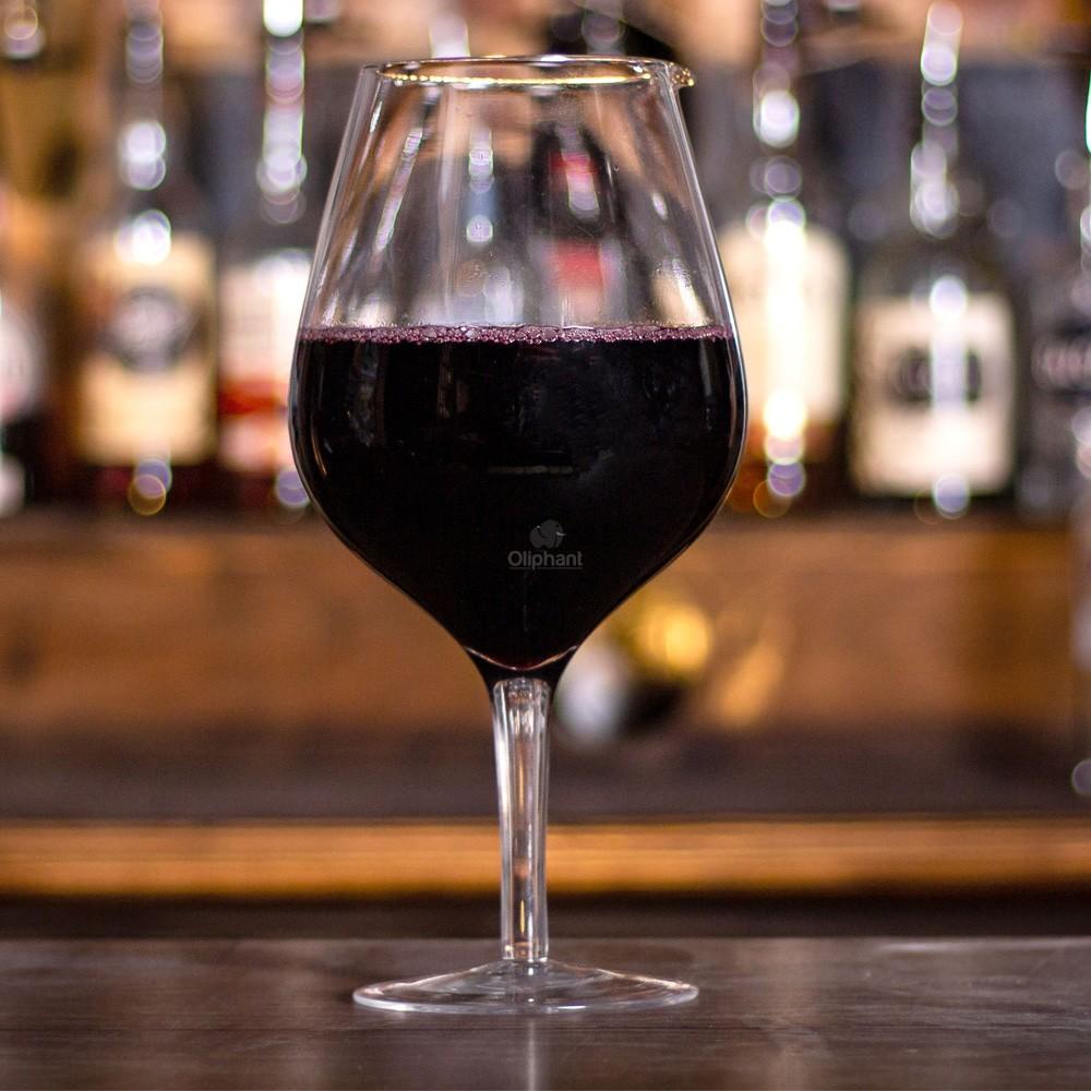 Bar Bespoke Giant Lustre Wine Glass
