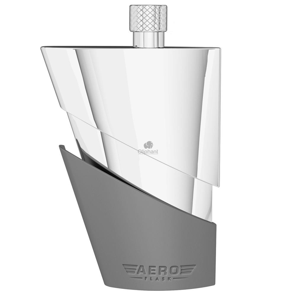 Final Touch Aero Hip Flask