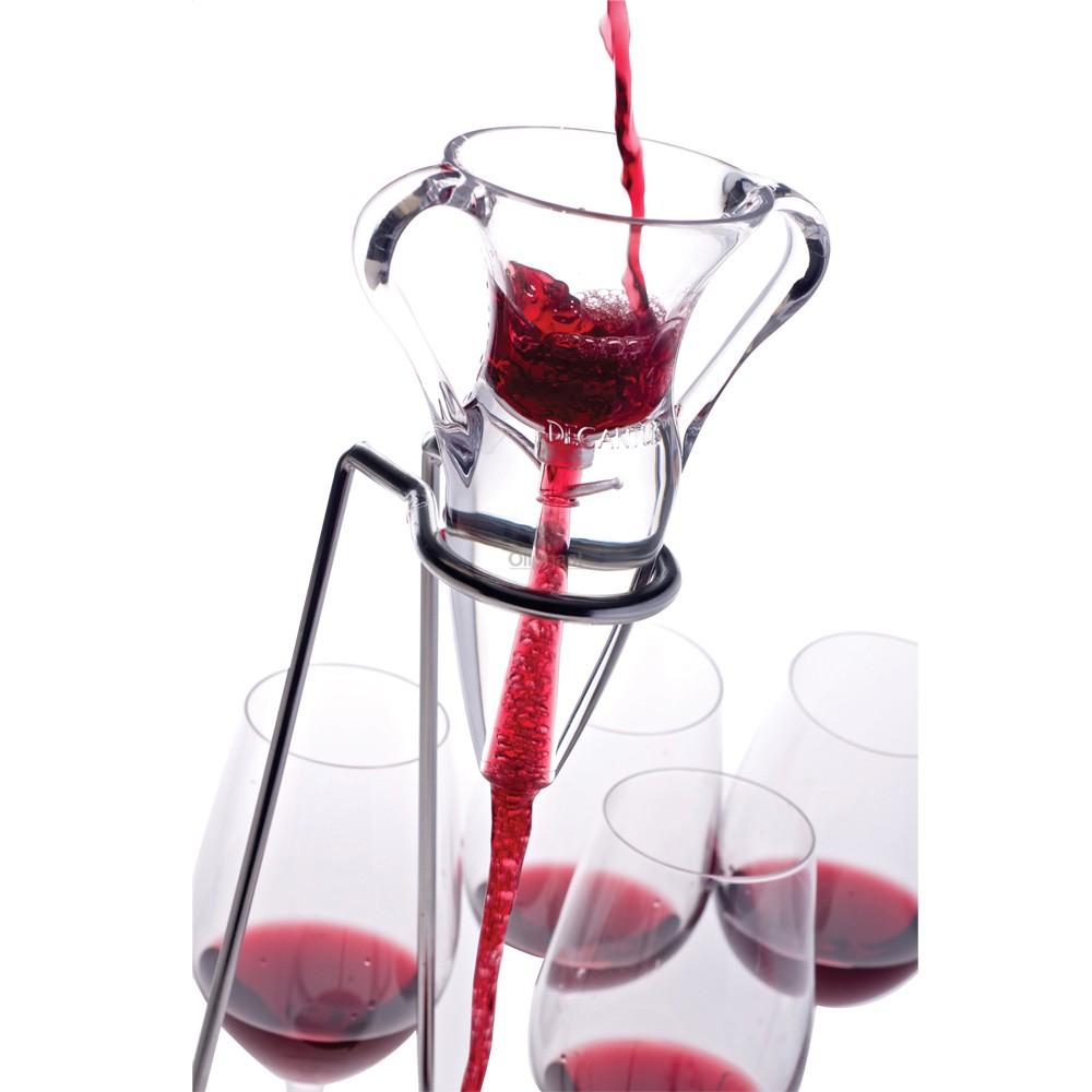 Decantus Wine Aerating Set Connoisseur