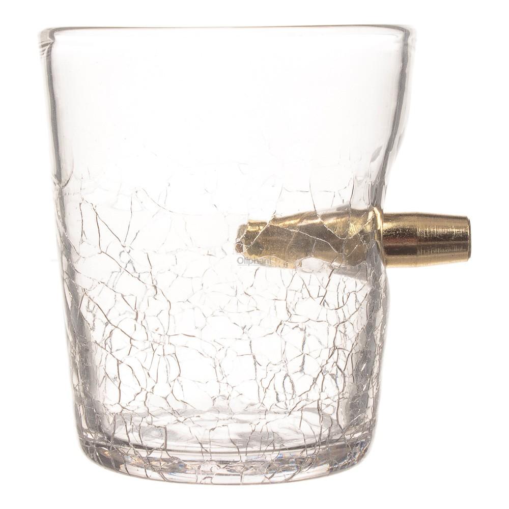 Bar Bespoke Crack Shot Glasses - 2 Pack