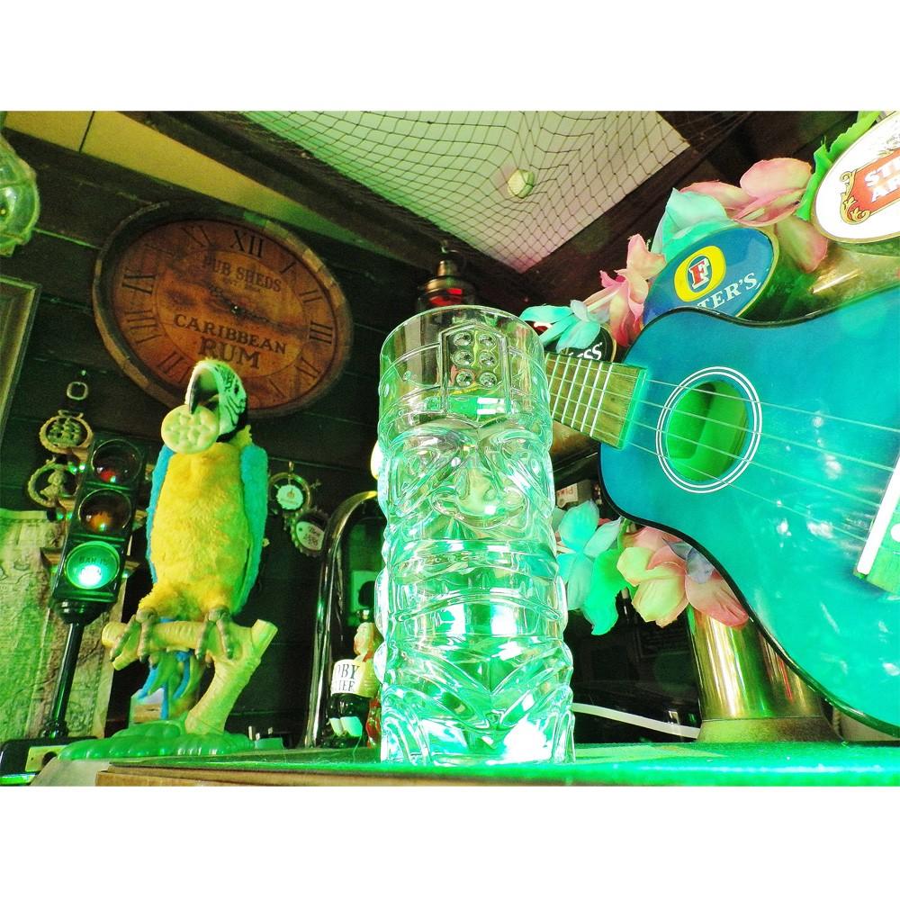 Bar Bespoke Tiki Glasses 4 Pack