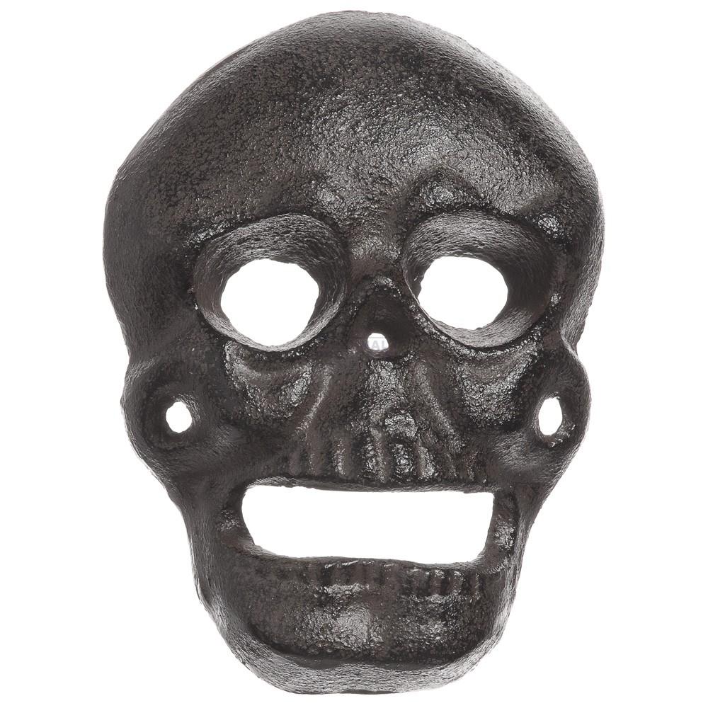Mixology Skull Head Bottle Opener