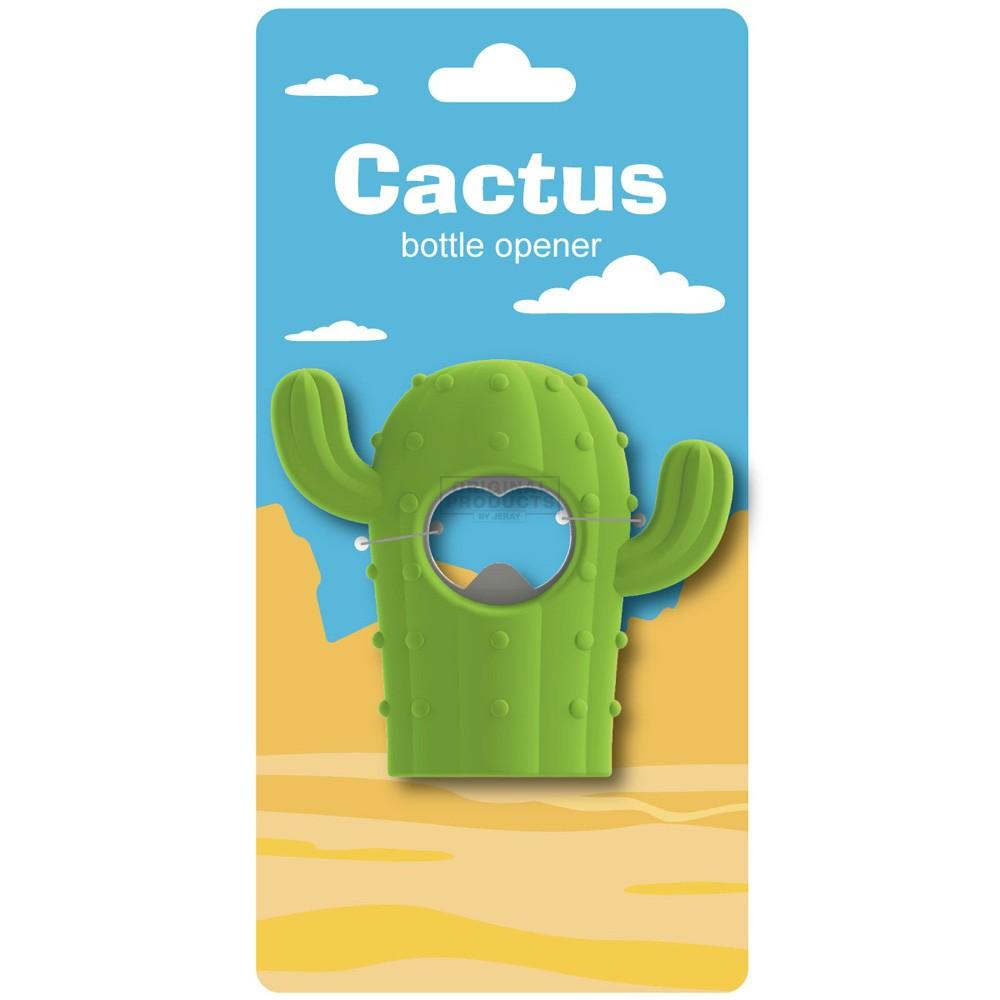 Mixology Cactus Bottle Opener