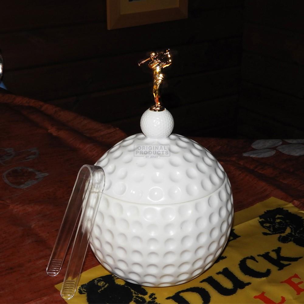 Mixology Golf Ball Ice Bucket