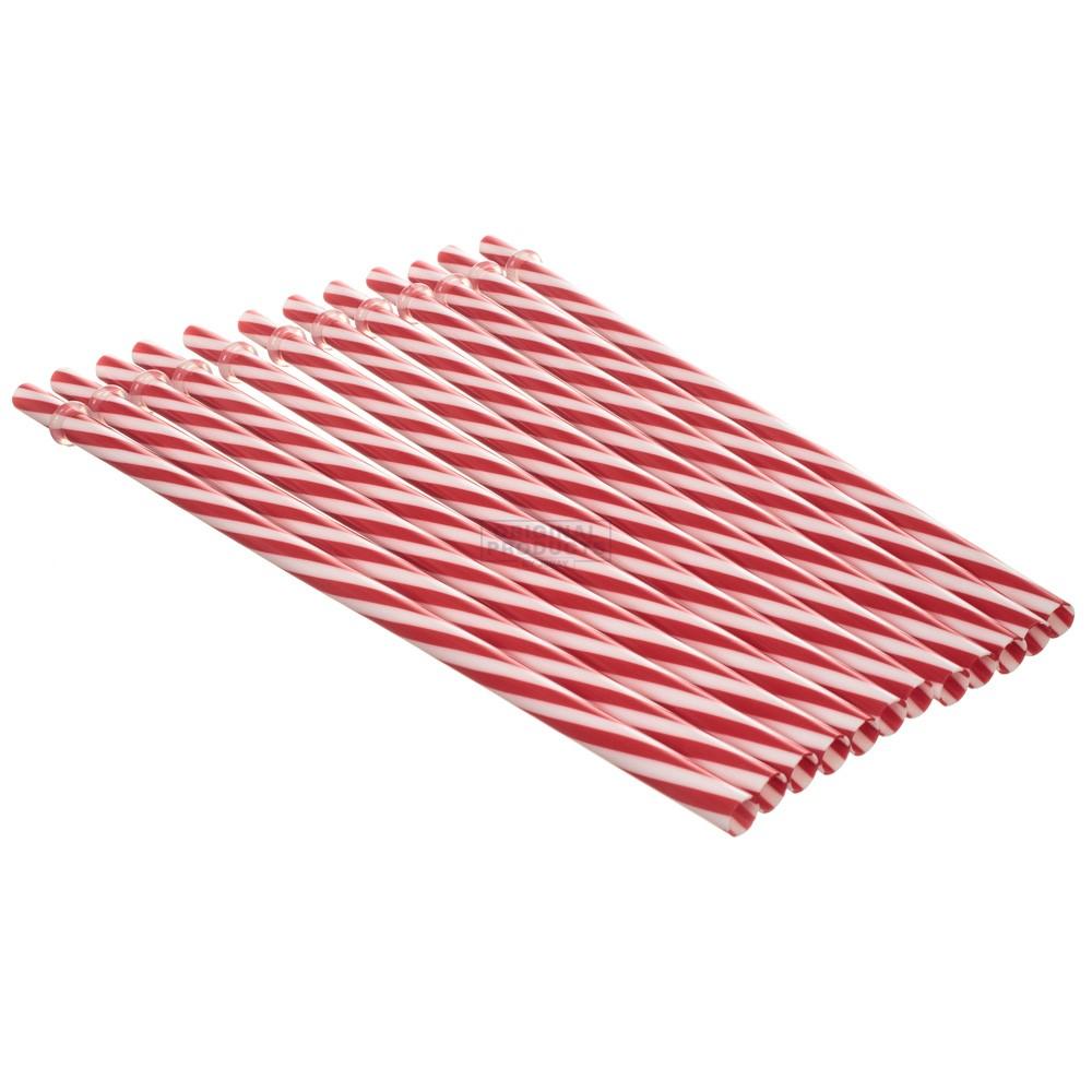 Mixology Re-usable Straws 12 pk