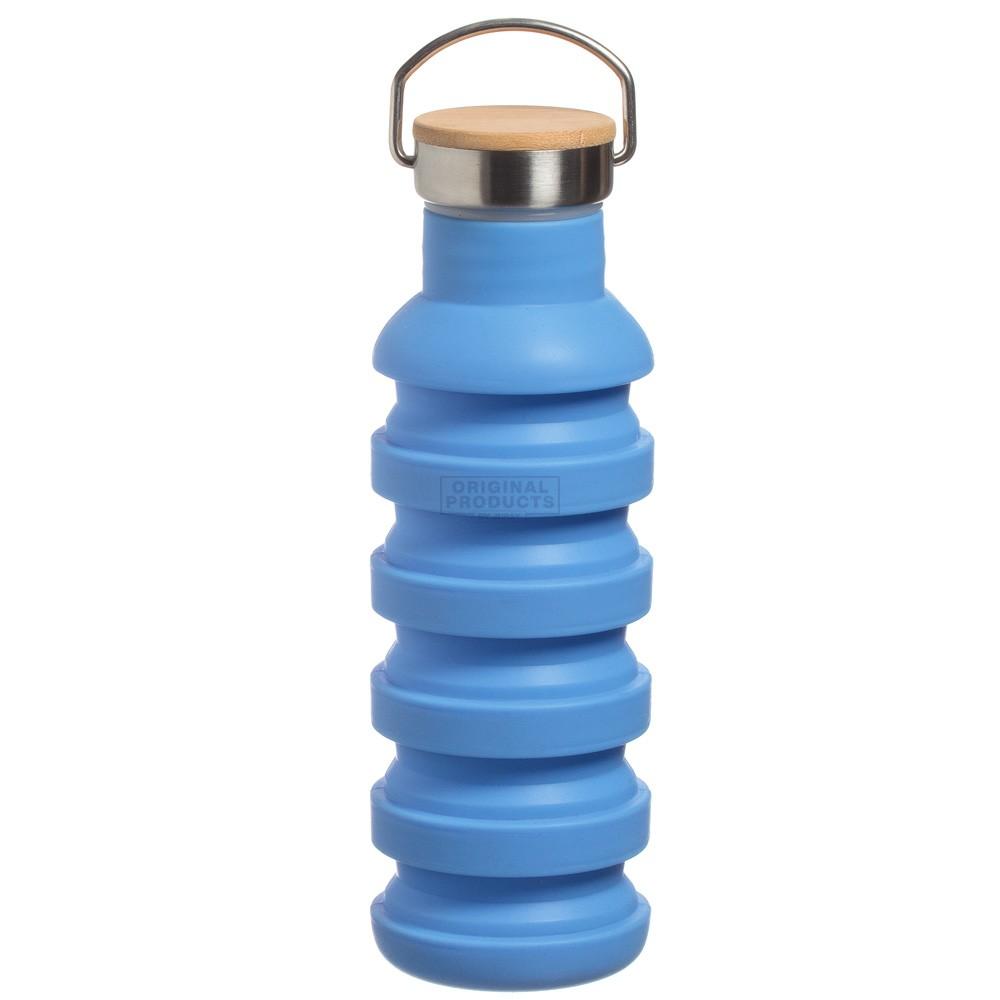 Hydrology Spring Water Bottle Blue