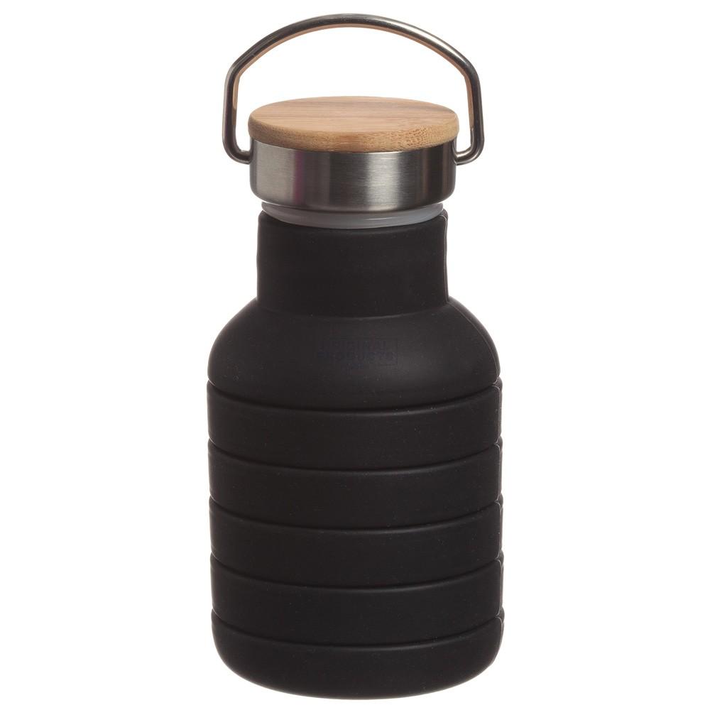 Hydrology Spring Water Bottle Black