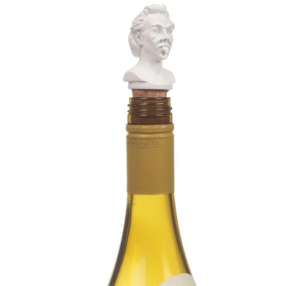 Bar Bespoke Bottle Stopper Einstein
