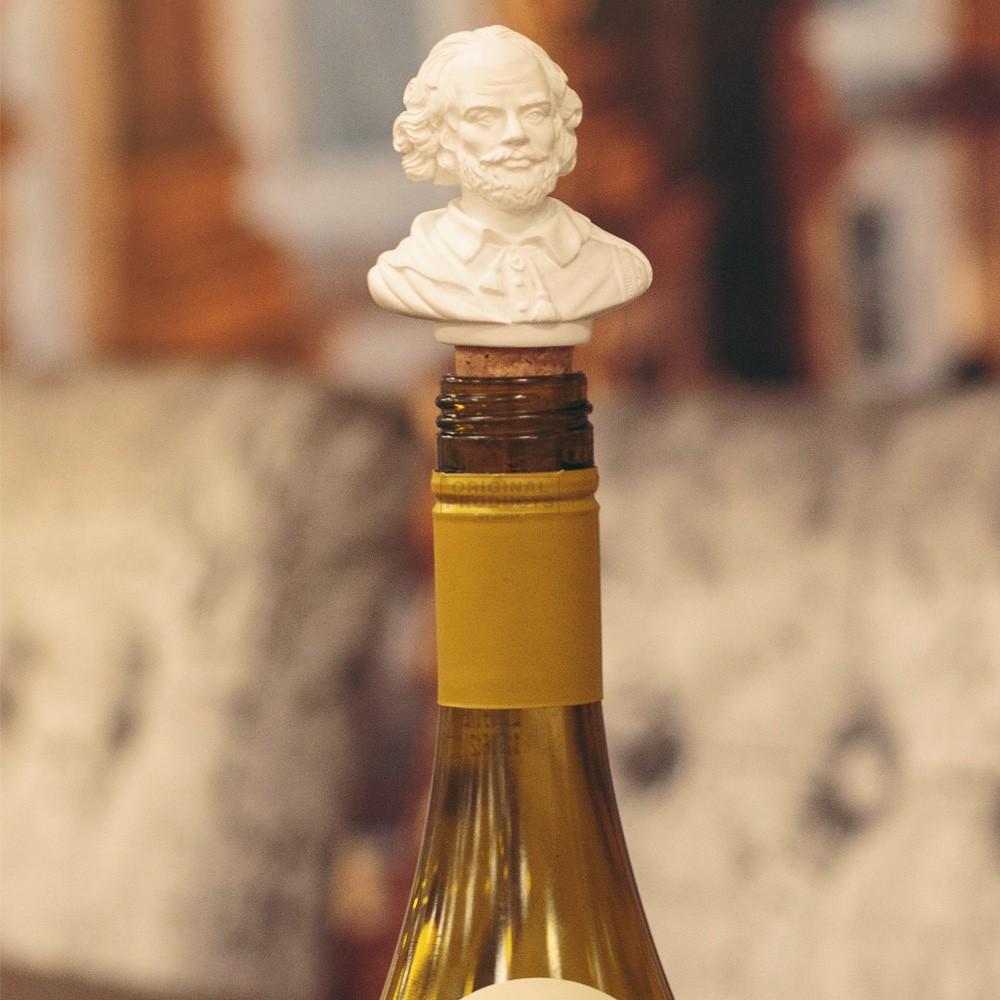 Bar Bespoke Bottle Stopper Shakespear