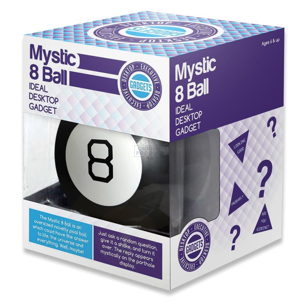 Executive Desktop Gadget Mystic 8 Ball