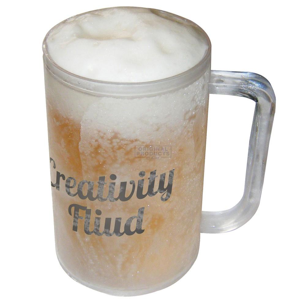 Beer OClock Frosty Mug Creativity Juice