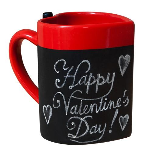 Be Mine Love Heart Message Mug