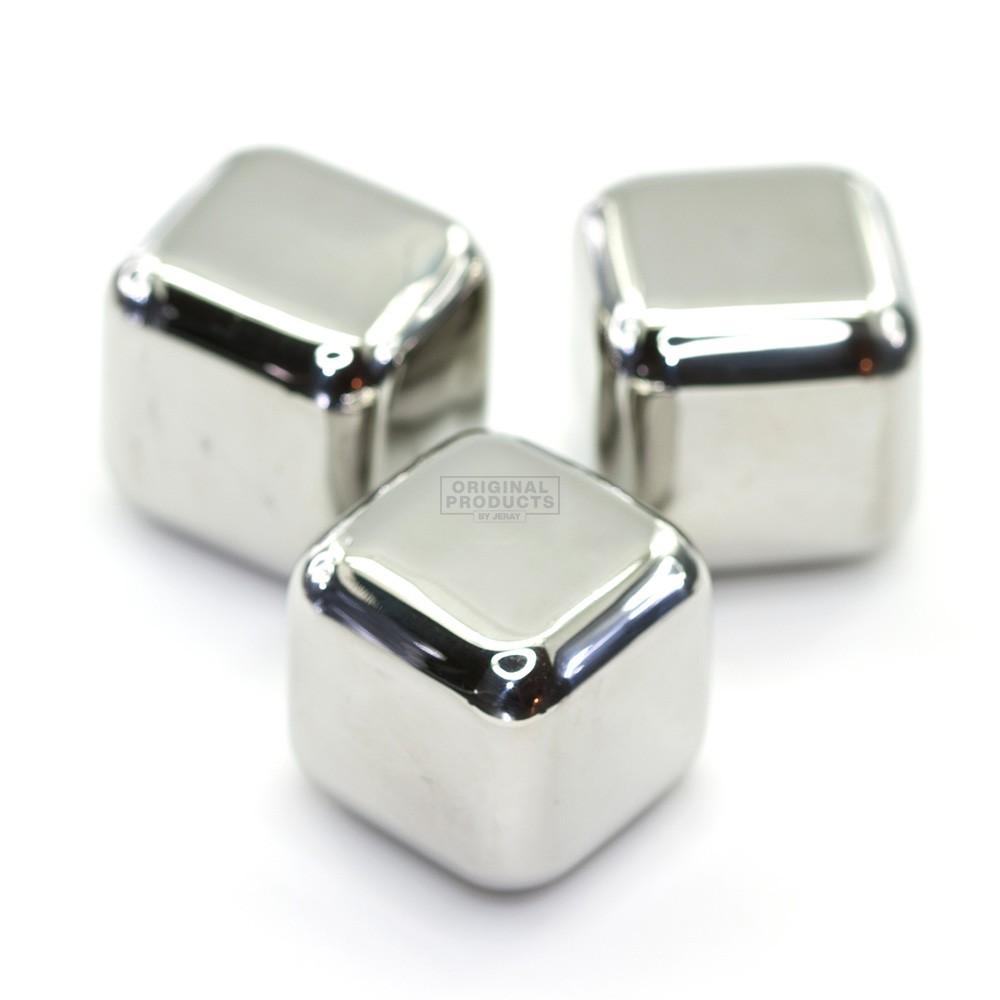 Bar Originale Rocks of Steel Ice Cubes 6pks