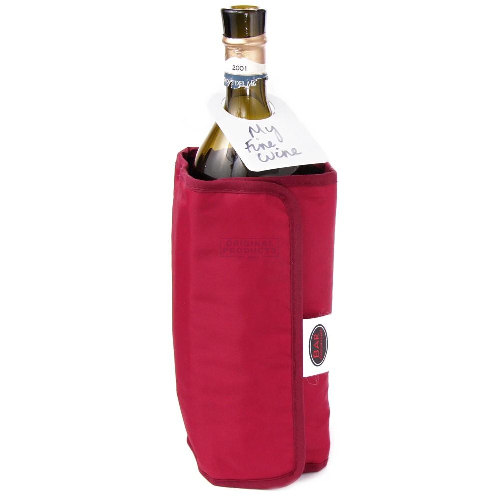 Vinology Dual Wrap Burgundy