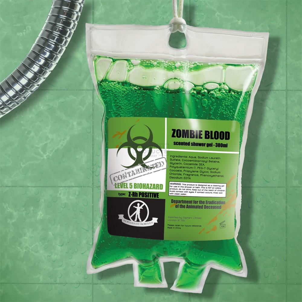 Zombie Shower Gel II