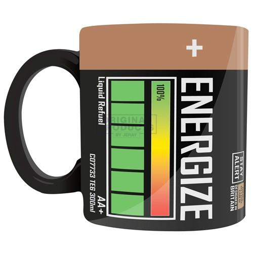 Energize Battery Mug