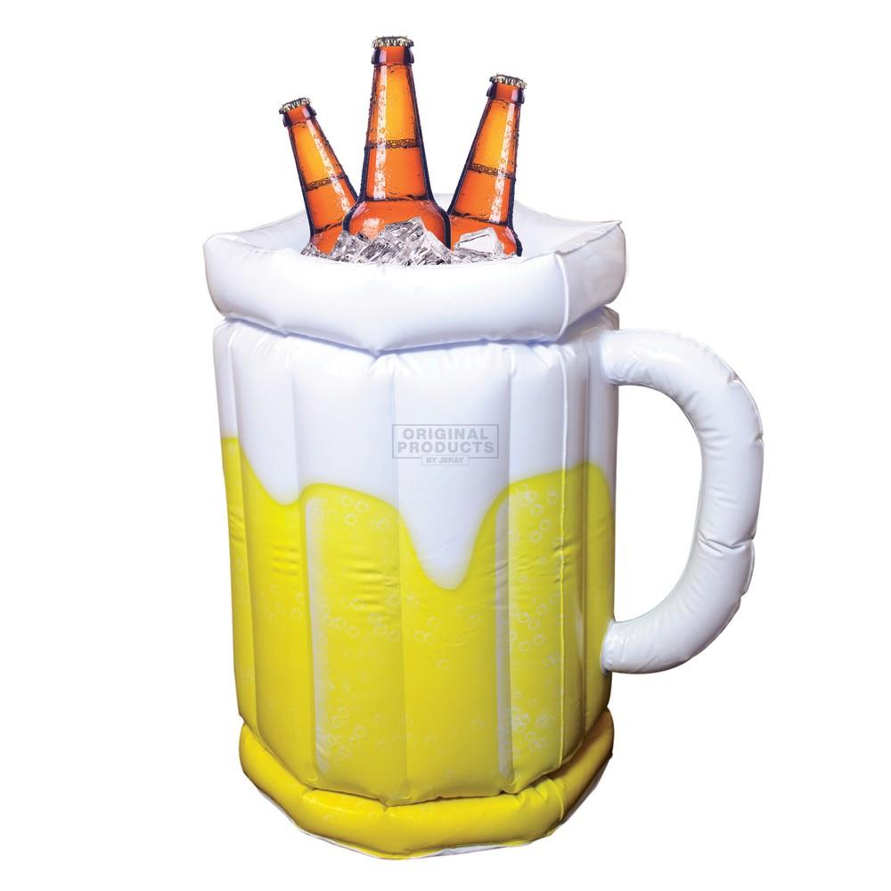 Beer OClock Inflatable Beer Cooler