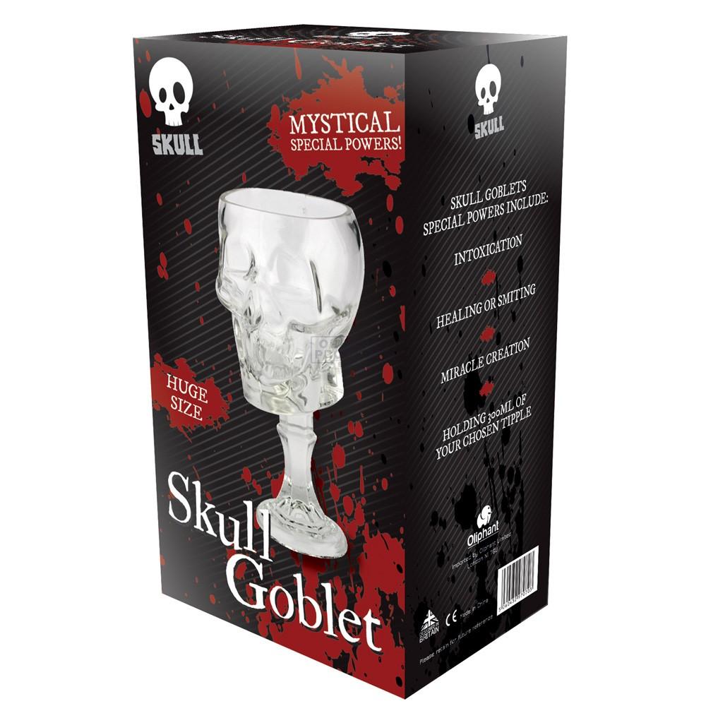 Large Skull Goblet 300ml