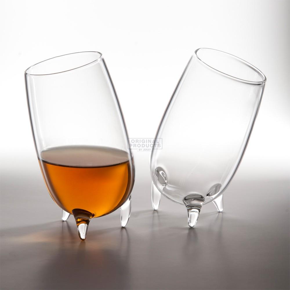 Final Touch Relax Liqueur Glass 2 Pk