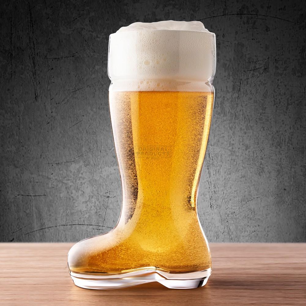 Final Touch Das Boot Beer Glass