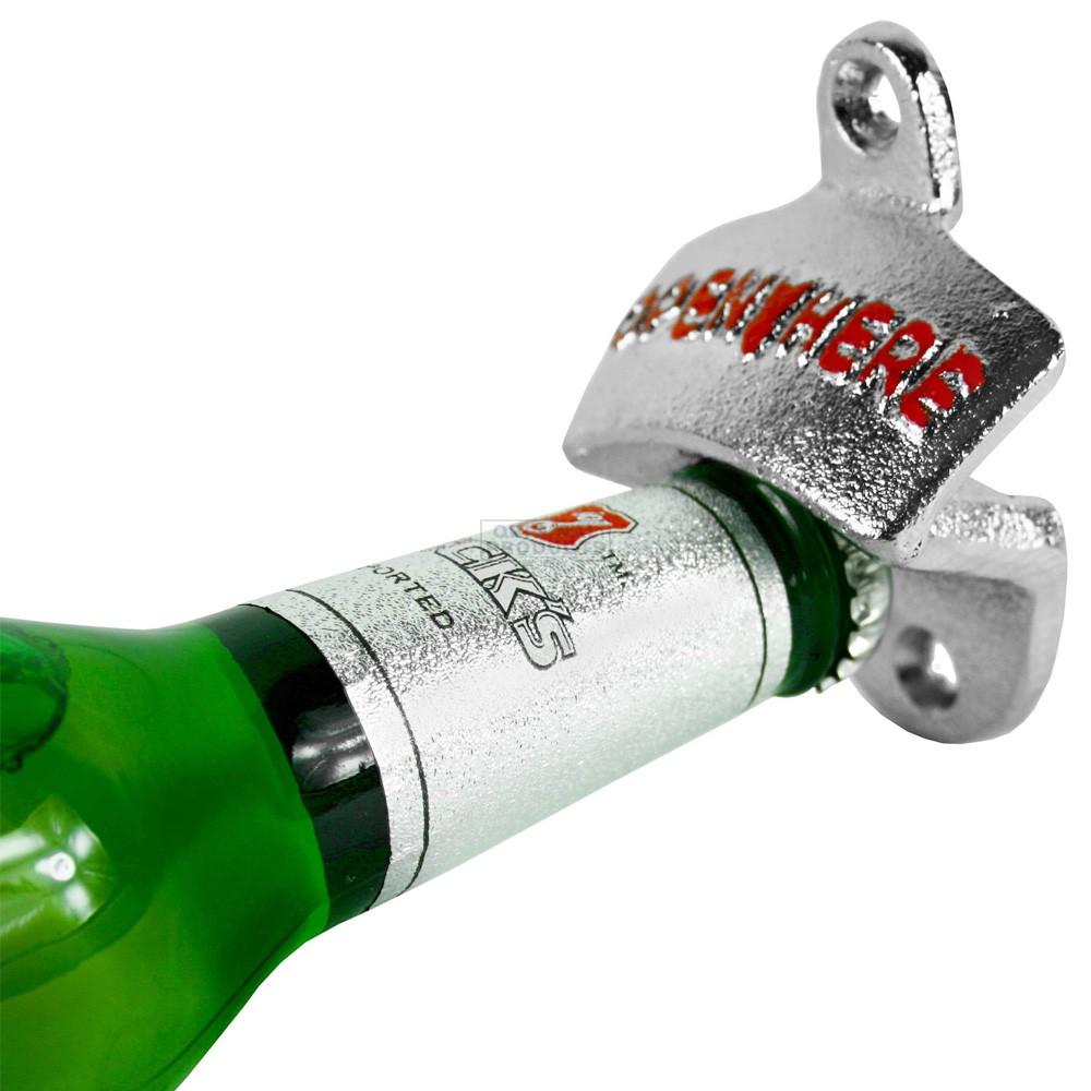 Mixology Wall Mounted Beer Bottle Opener