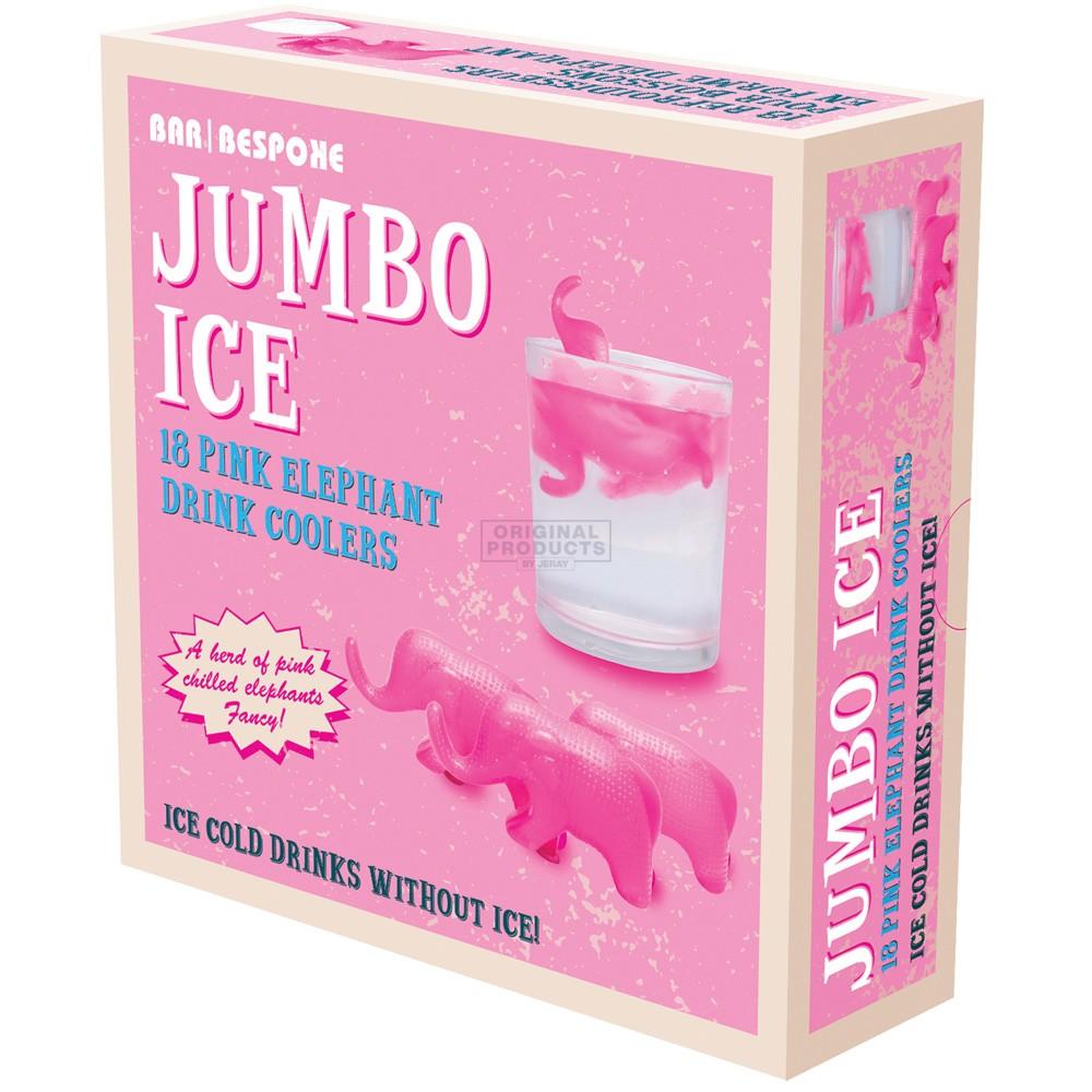 Bar Bespoke Pink Elephant Drink Coolers 18Pk