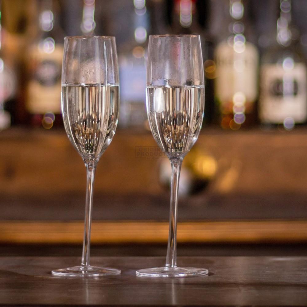 Bar Bespoke Tipsy Fizz Glasses 2 Pack