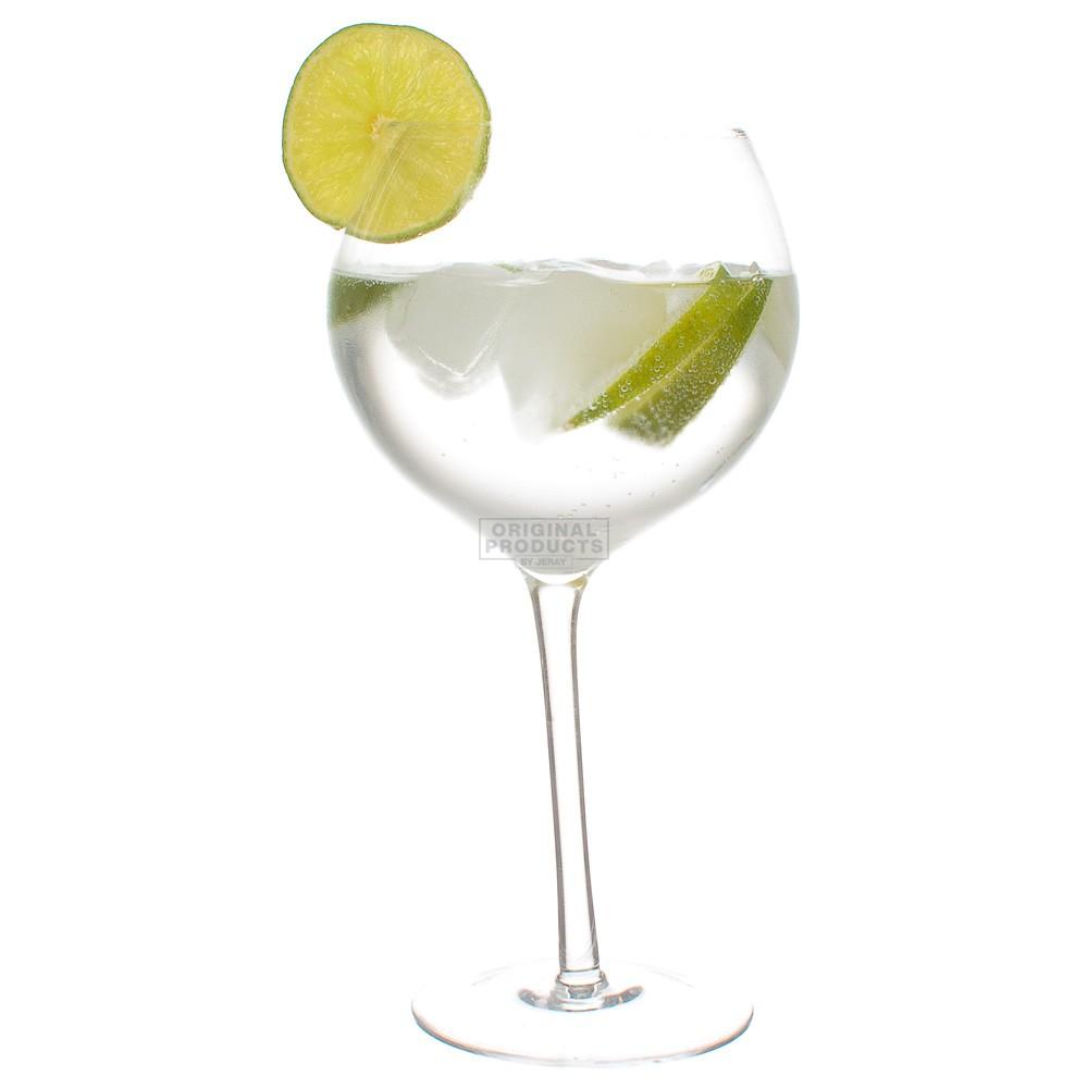 Bar Bespoke Tipsy Gin Glass