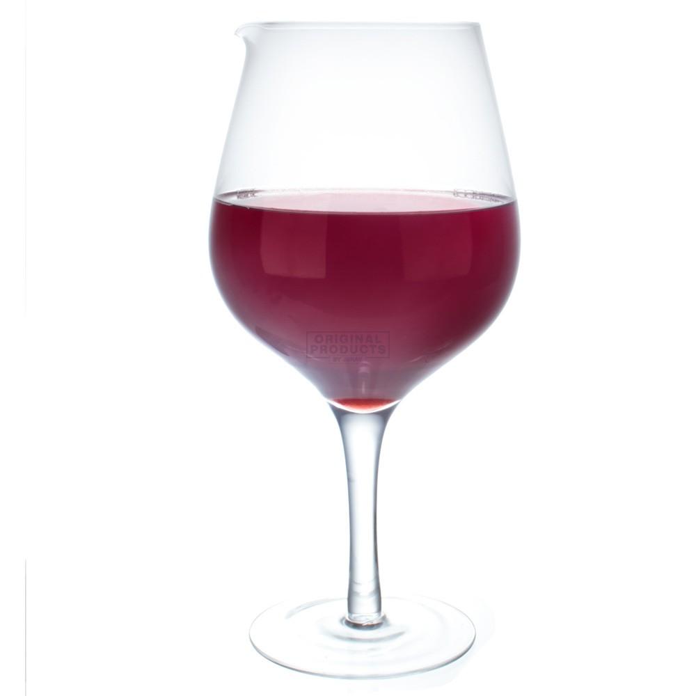 Jumbo Wine Glass Decanter