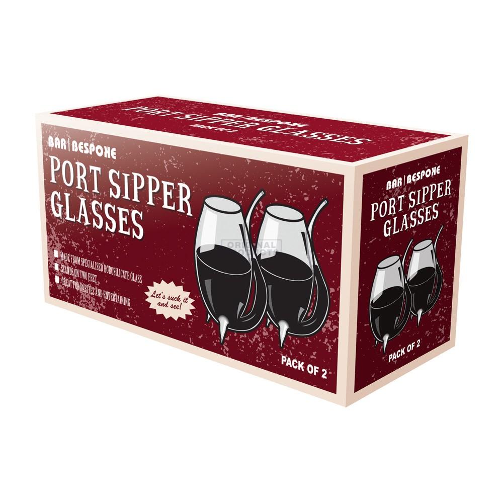 Bar Bespoke Port Sipper Glasses 2 Pack