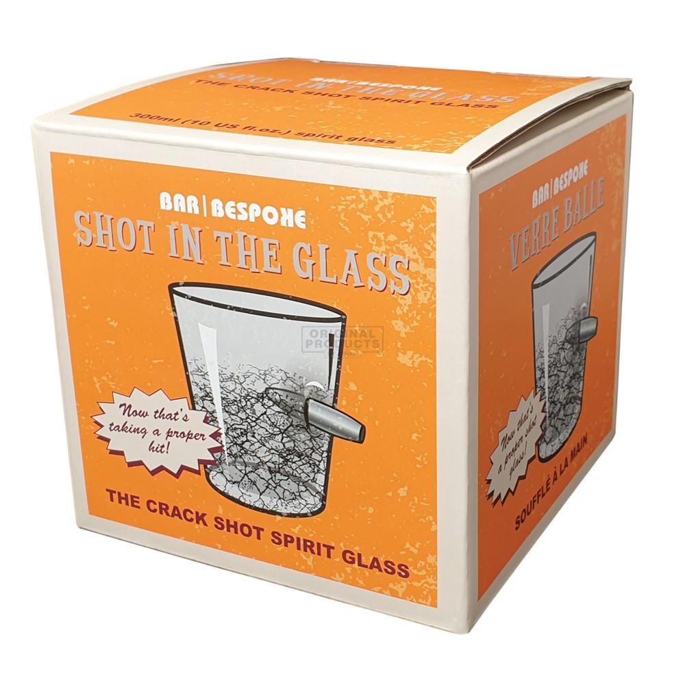 Bar Bespoke Shot in the Glass