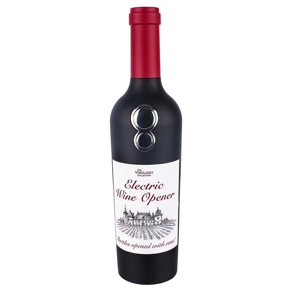 Vinology Electric Wine Bottle Corkscrew