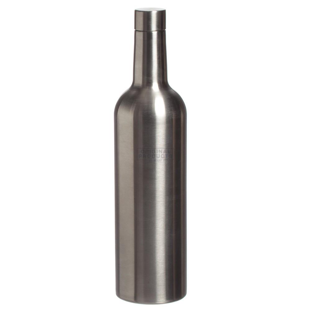 Vinology Vin-Go Wine Flask Stainless Steel