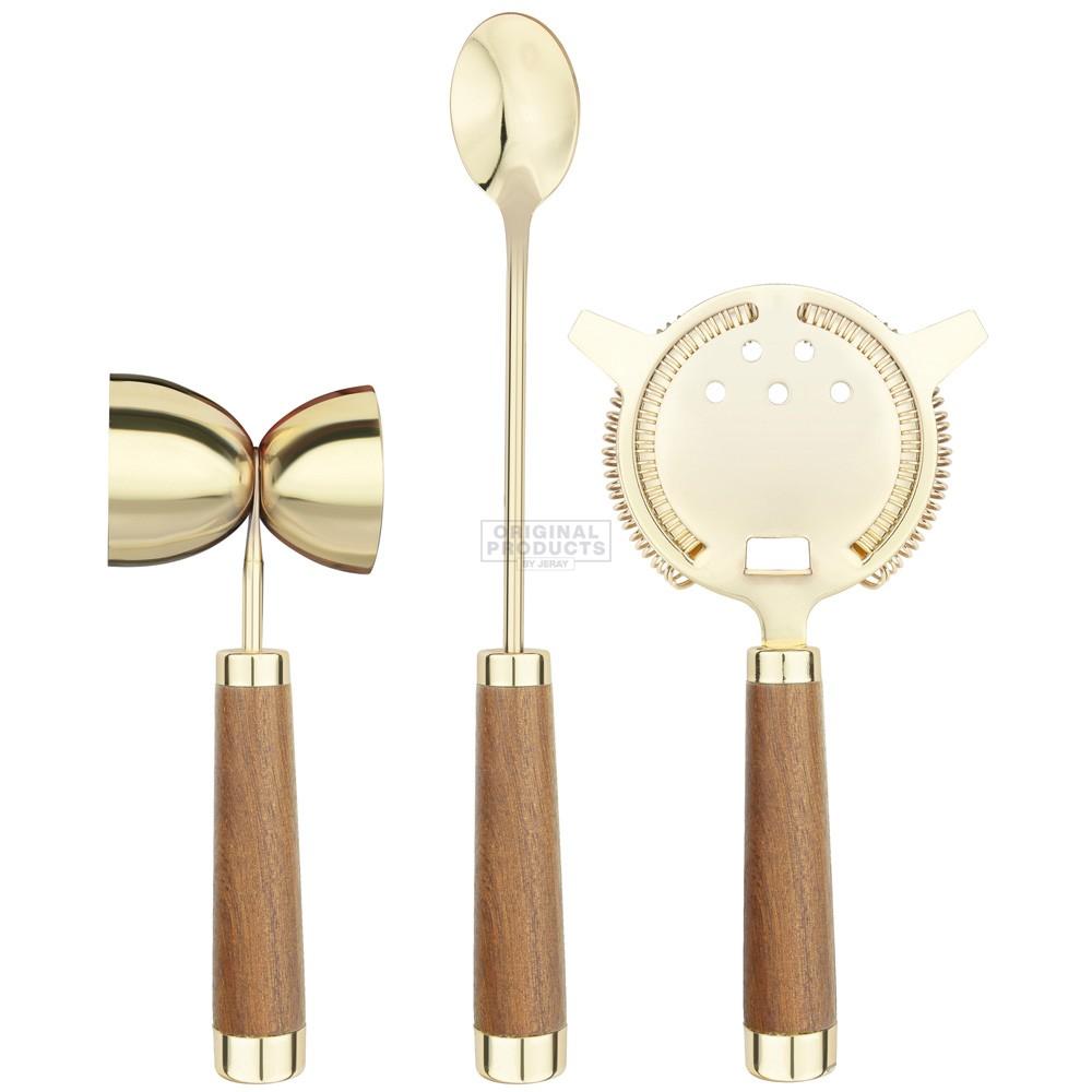 Final Touch Brass Mixing Set