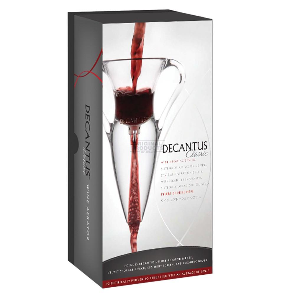 Decantus Classic Wine Aerating Set