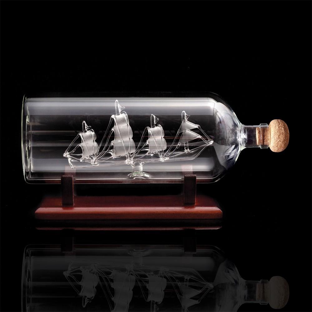 Bar Originale Ship In a Bottle Decanter