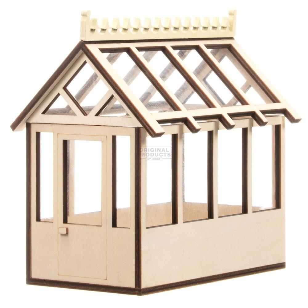 Miniature Indoor Greenhouse