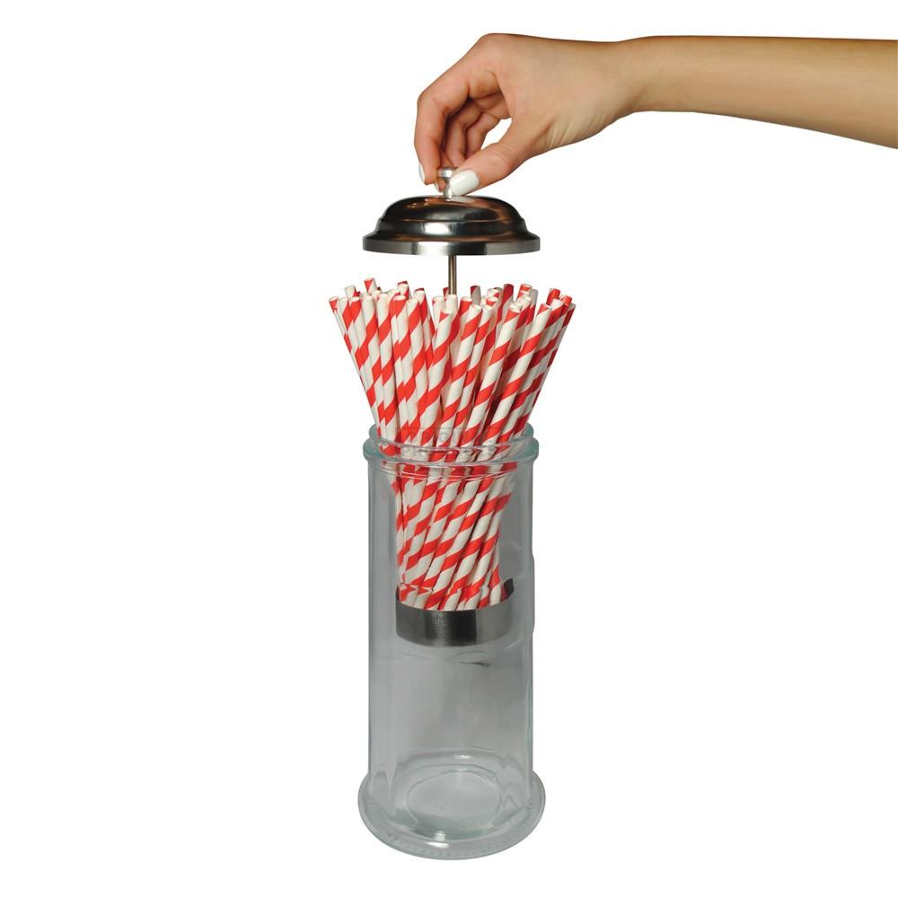 Bar Bespoke Classic Straw Dispenser