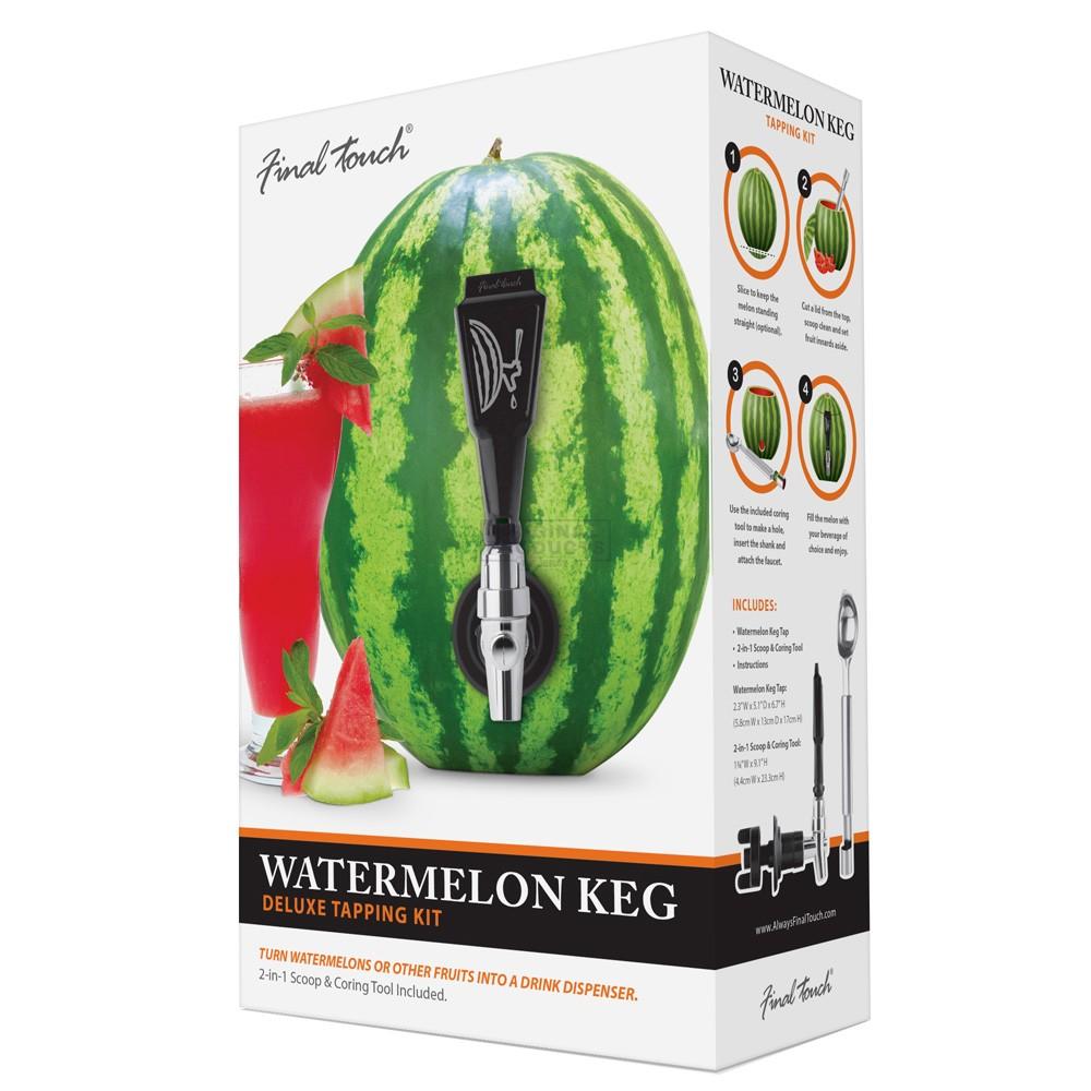Deluxe Watermelon Keg Tapping Kit