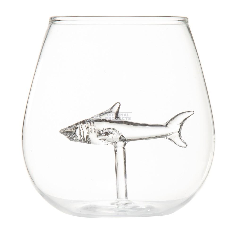 Bar Bespoke Shark In A Glass