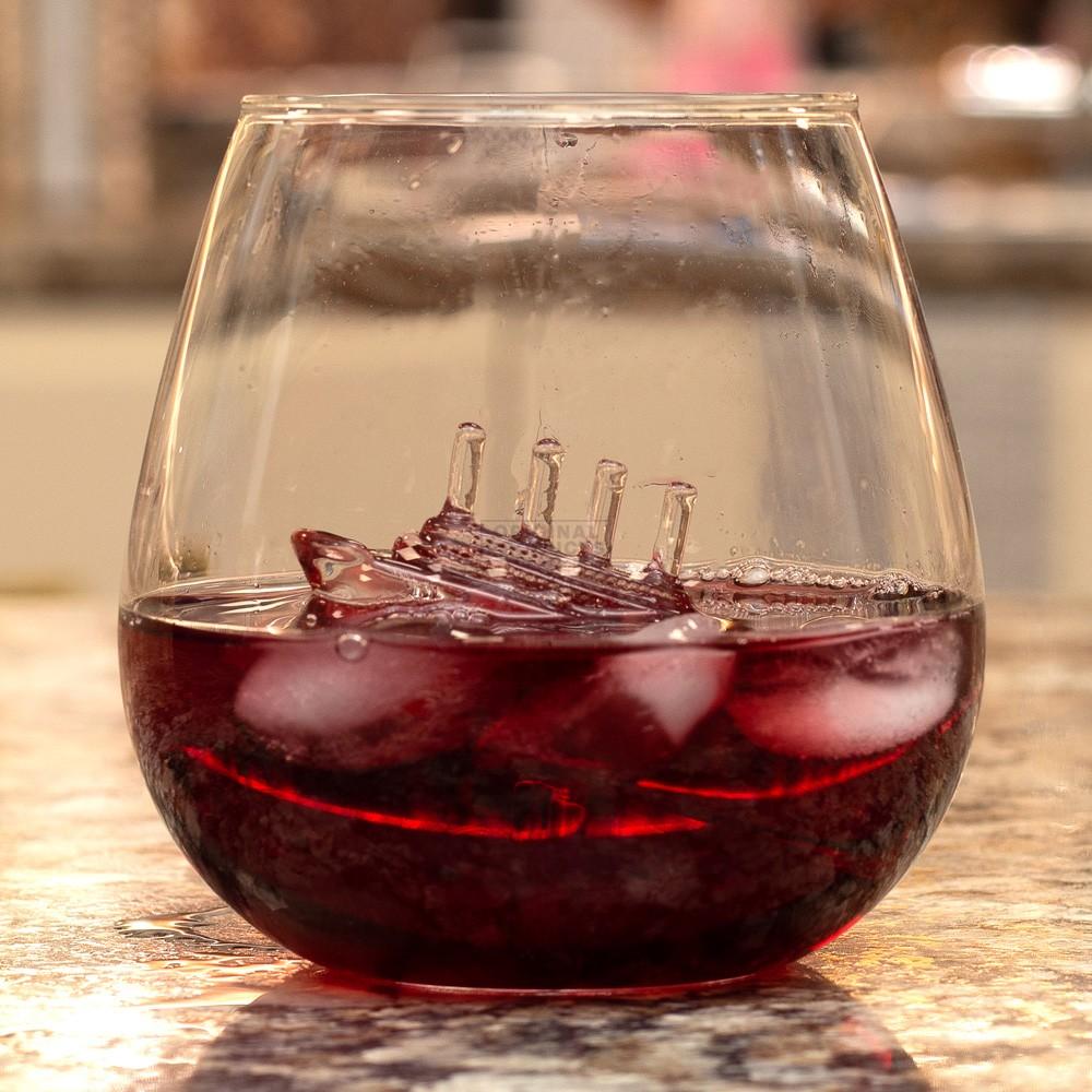 Bar Bespoke Ship In A Glass