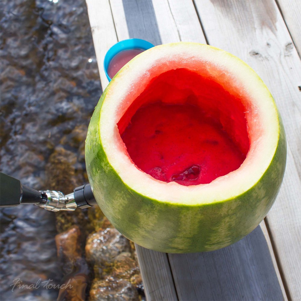 Final Touch Watermelon and Pumpkin Keg Tapping Kit